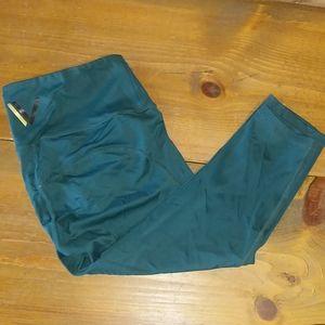 Vullsport crop leggings